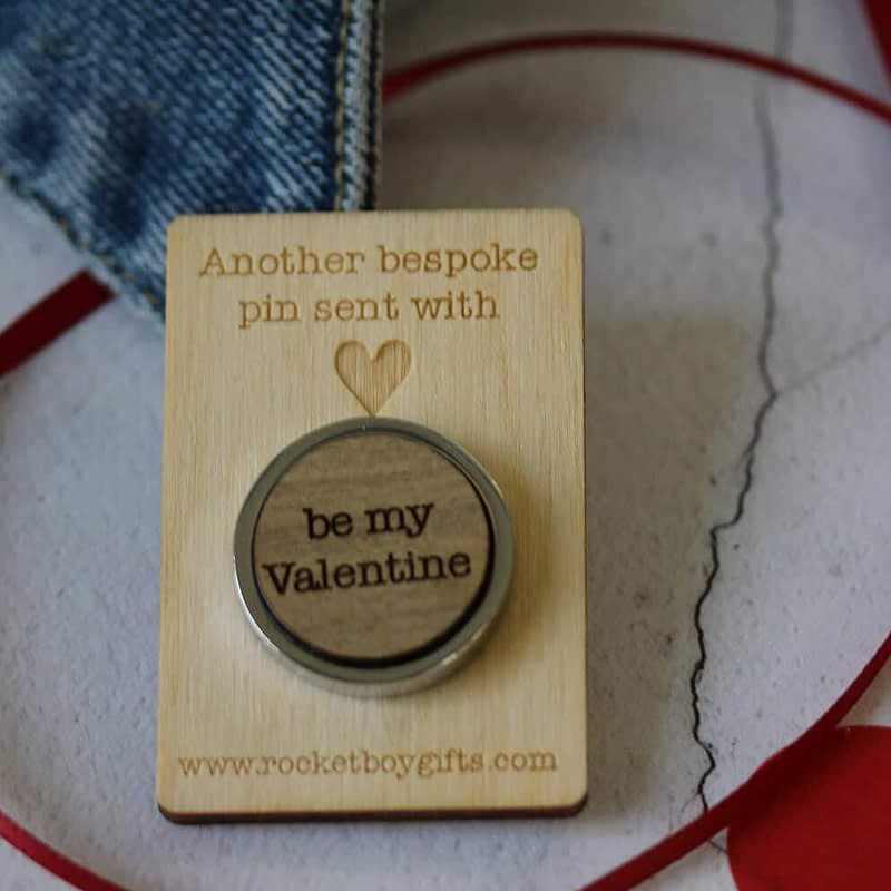 be my valentine backing card