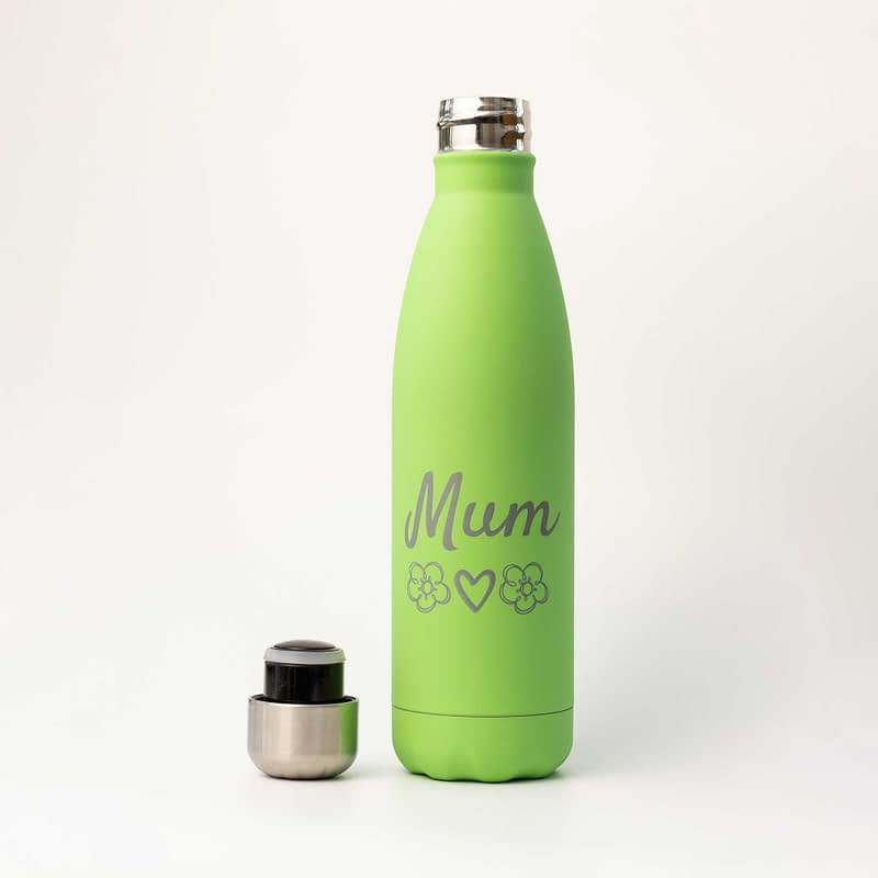 water bottle with n lid