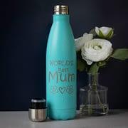 worlds best mum water bottle